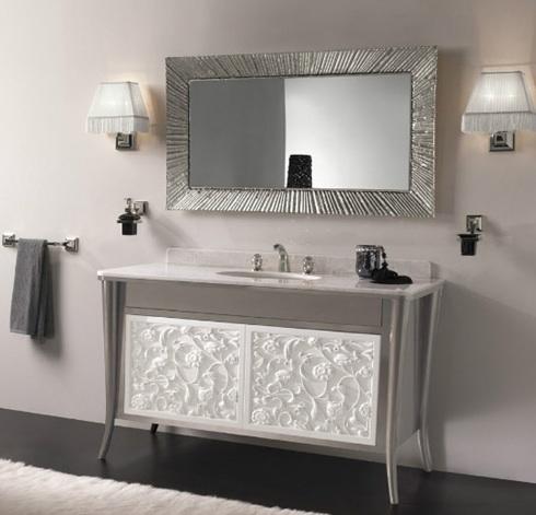 mobili bagno in stile retrò | blah-blah - Arredo Mobili Bagno
